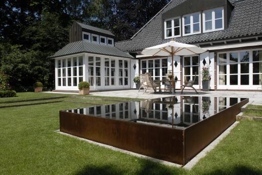 Wasser Im Garten : Wasser im garten scharnweber und landschaftsbau