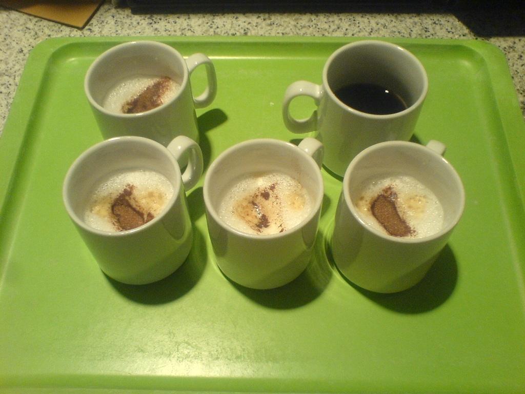"""Schwarzer Kaffee"", Felix Feuchtner"