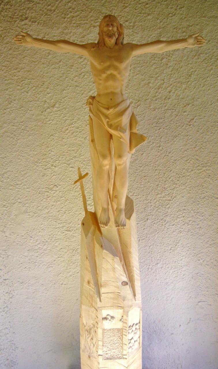 Auferstehungschristus  / Christuskorpus 1m