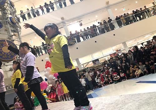 えこまま発表会  (ゆめタウン下松)  2018
