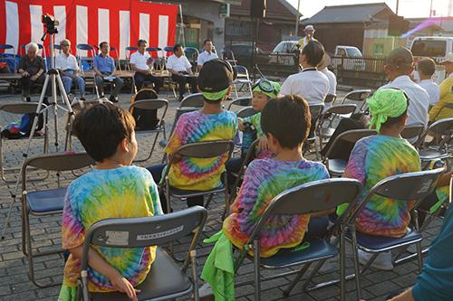 星降る街のくだまつ夏祭り  (下松市)  2018