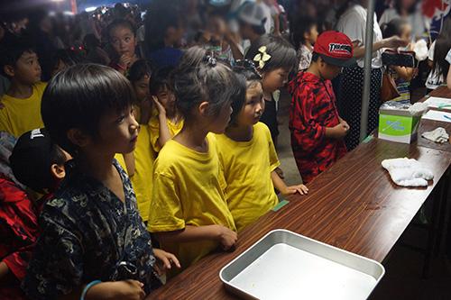 くしがはまふれあい納涼大会  (下松市) 2018