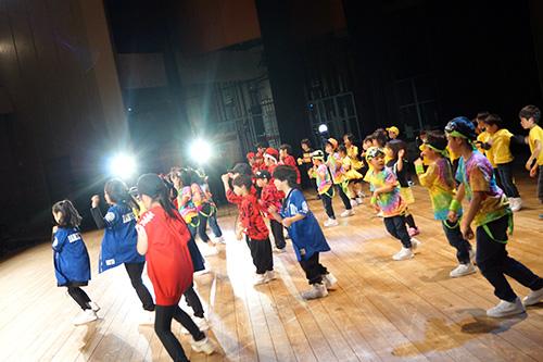 ストリートダンスフェスティバル in 光   2018