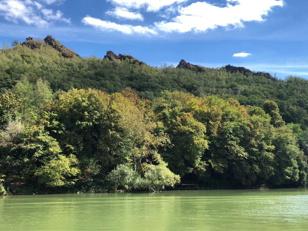 Les baladoux le long de la Meuse