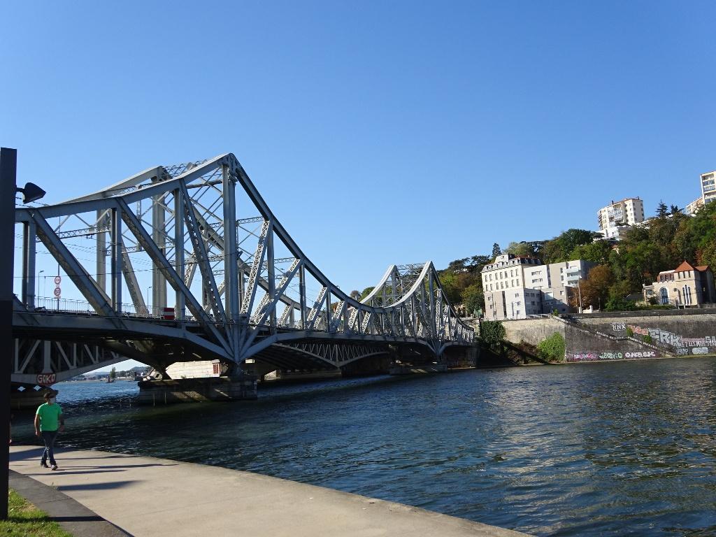 Pont sur le Saône