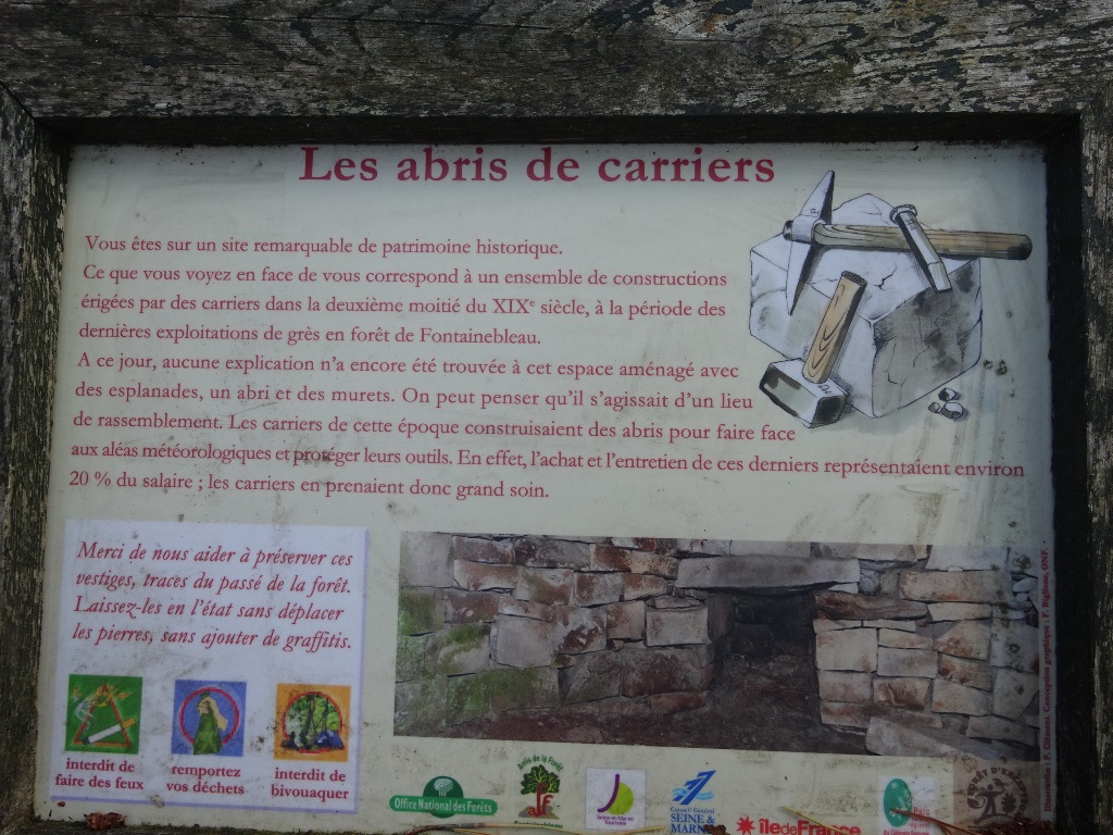 Le village des carriers