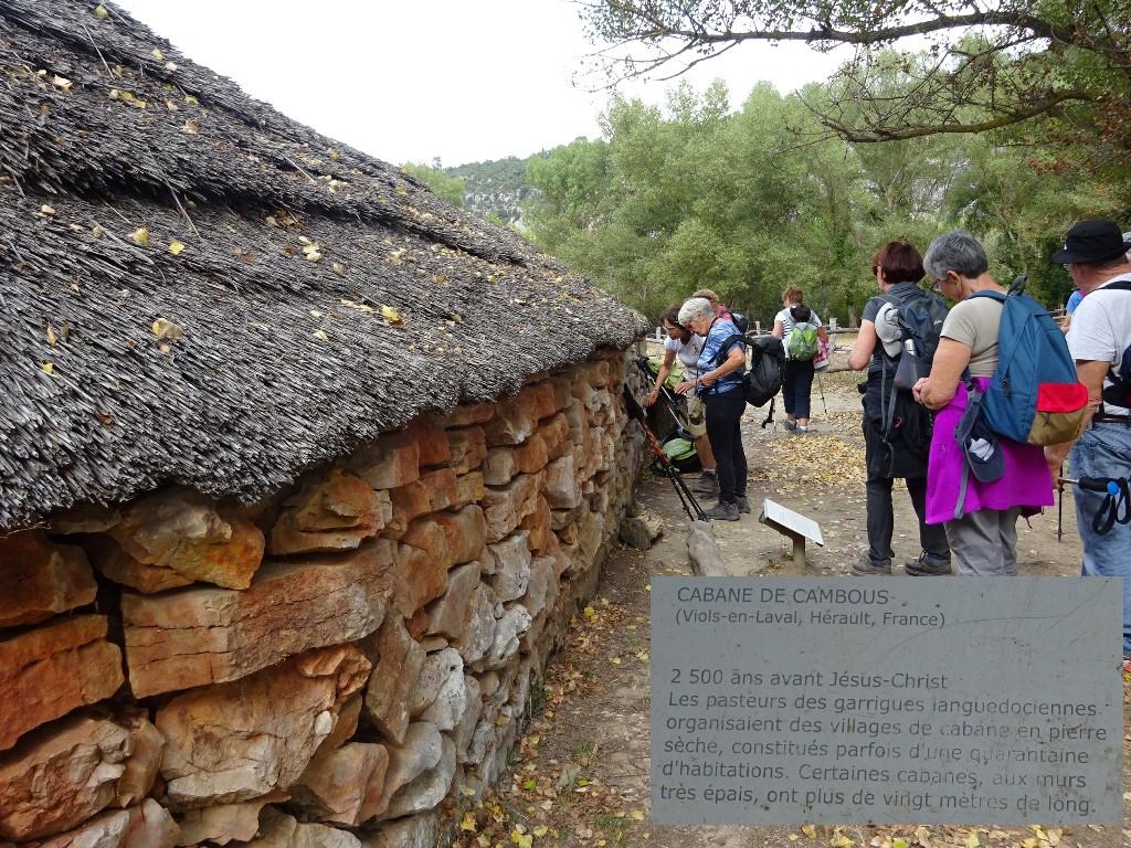Visite du village préhistorique