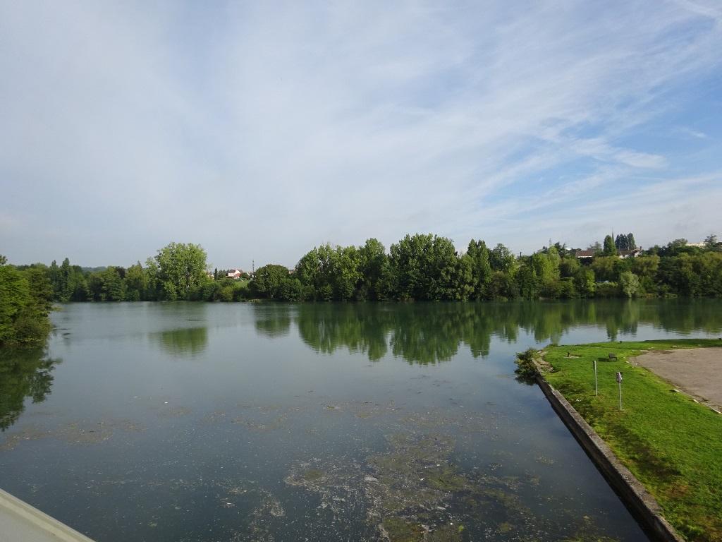 L'embouchure sur la Seine
