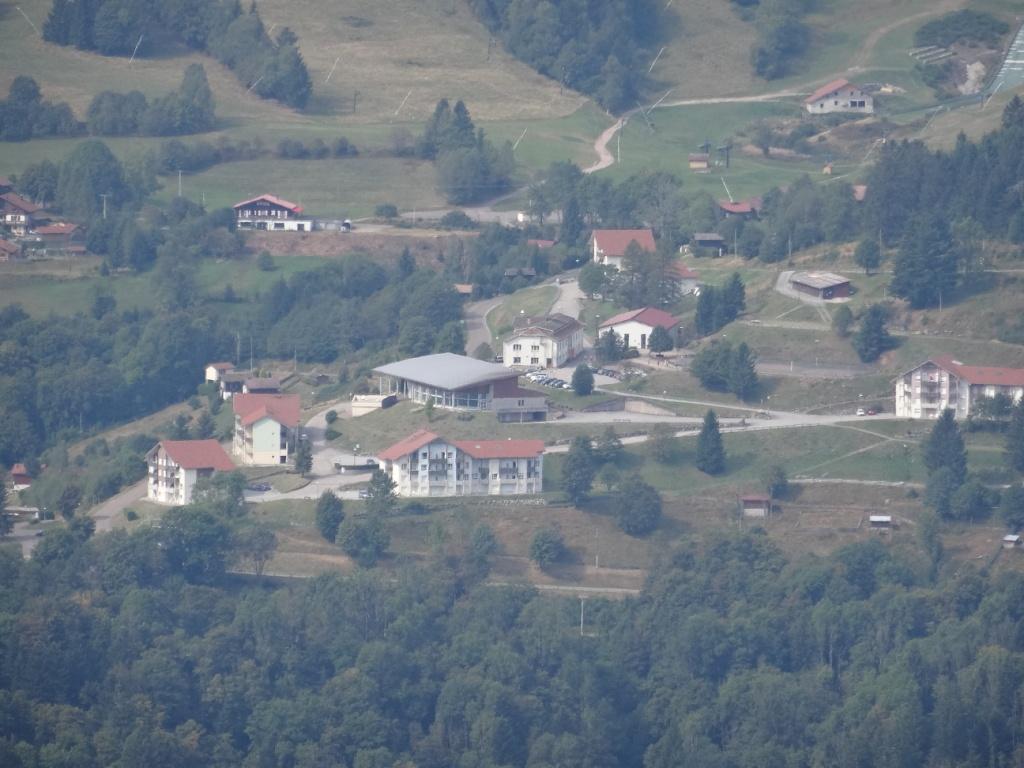 Le village de Vacances Azuréva au Larcenaire à Bussang