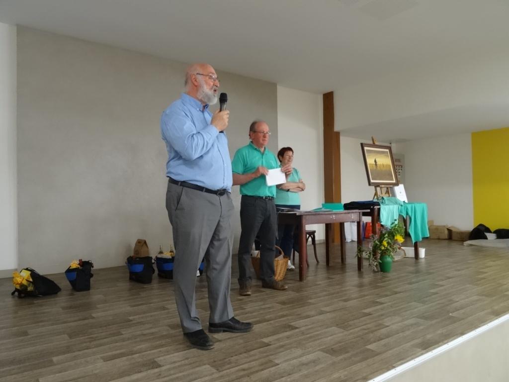 Merci à Monsieur le Maire de Pagny et ses services pour leur accueil et leur aide.