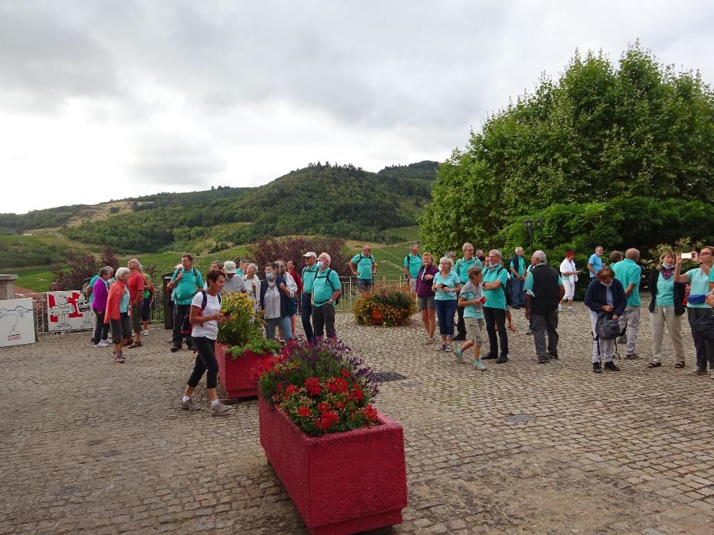 Visite de Clochemerle