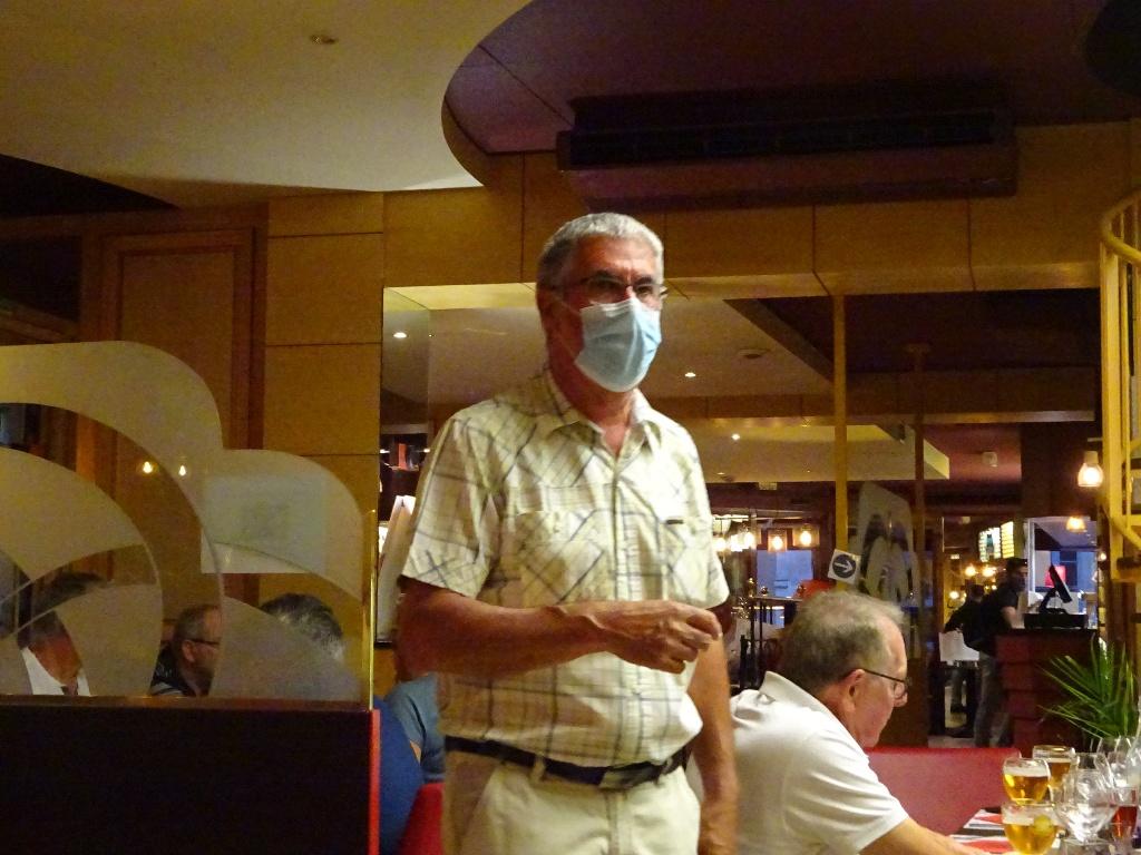 Roger Maître d'hôtel Bis
