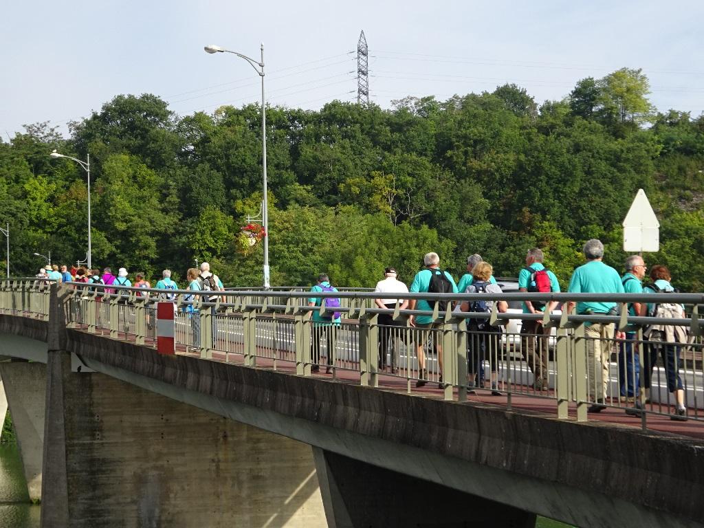 Pont sur la Seine