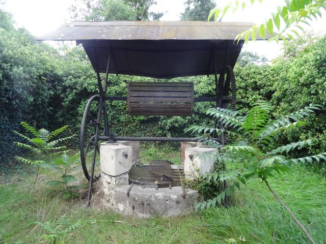 Le puits de Franchard