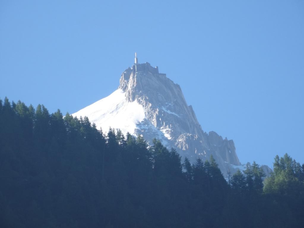 L'Aiguille du Midi 3842m