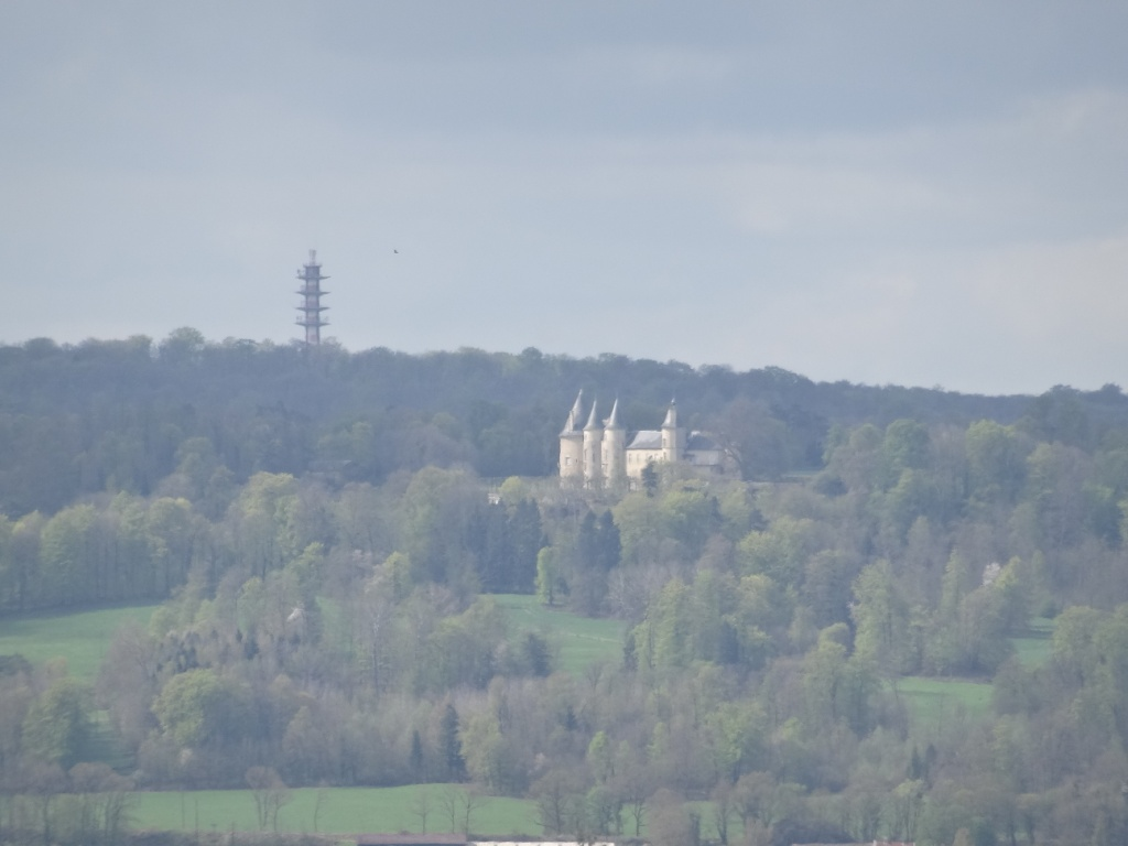 Le Château de Bourlémont