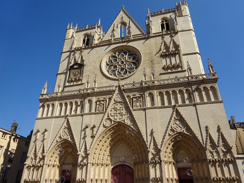 Cathédrale ou primatiale Saint Jean