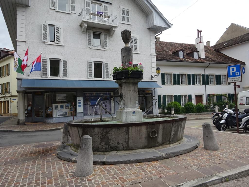 Nyon en Suisse