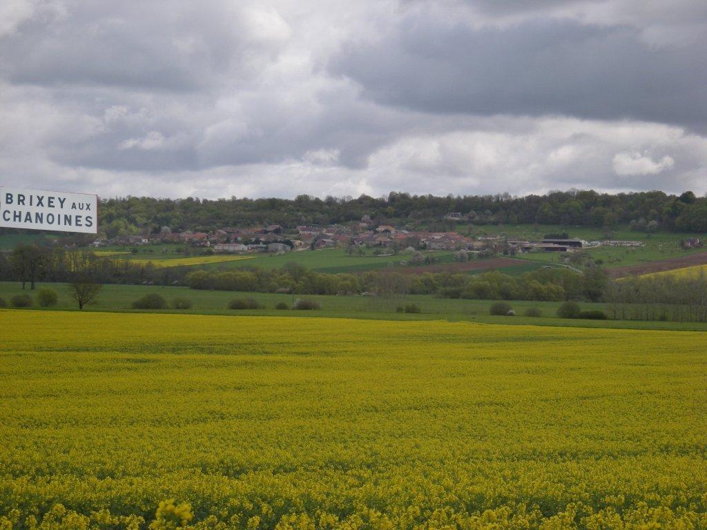 Retour vers Brixey-aux-Chanoines