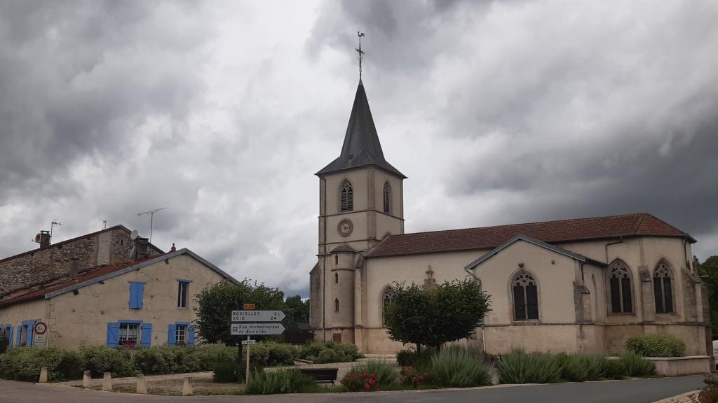 L'église de Naix aux Forges