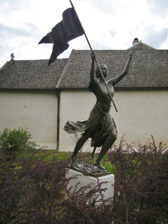 La Jeanne d'Arc de Bermont
