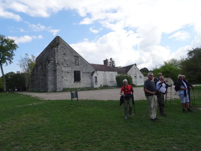 l'ermitage et la maison ONF de Franchard