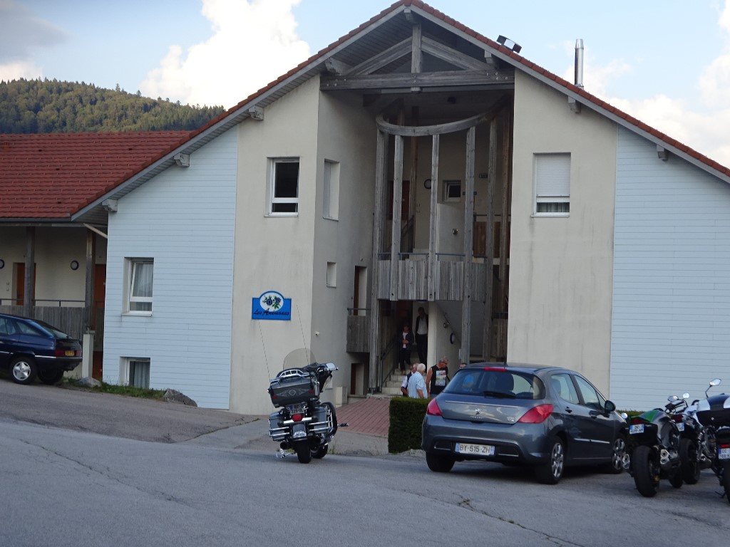 Tout le groupe est logé au bâtiment Anémones
