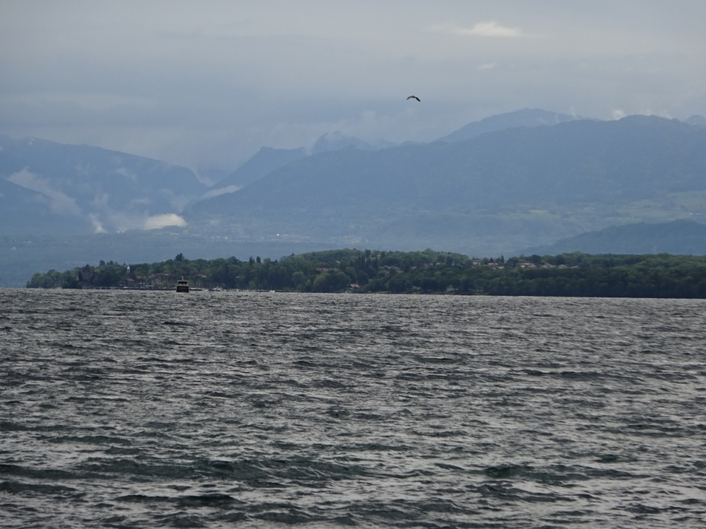 Traversée du Lac Léman
