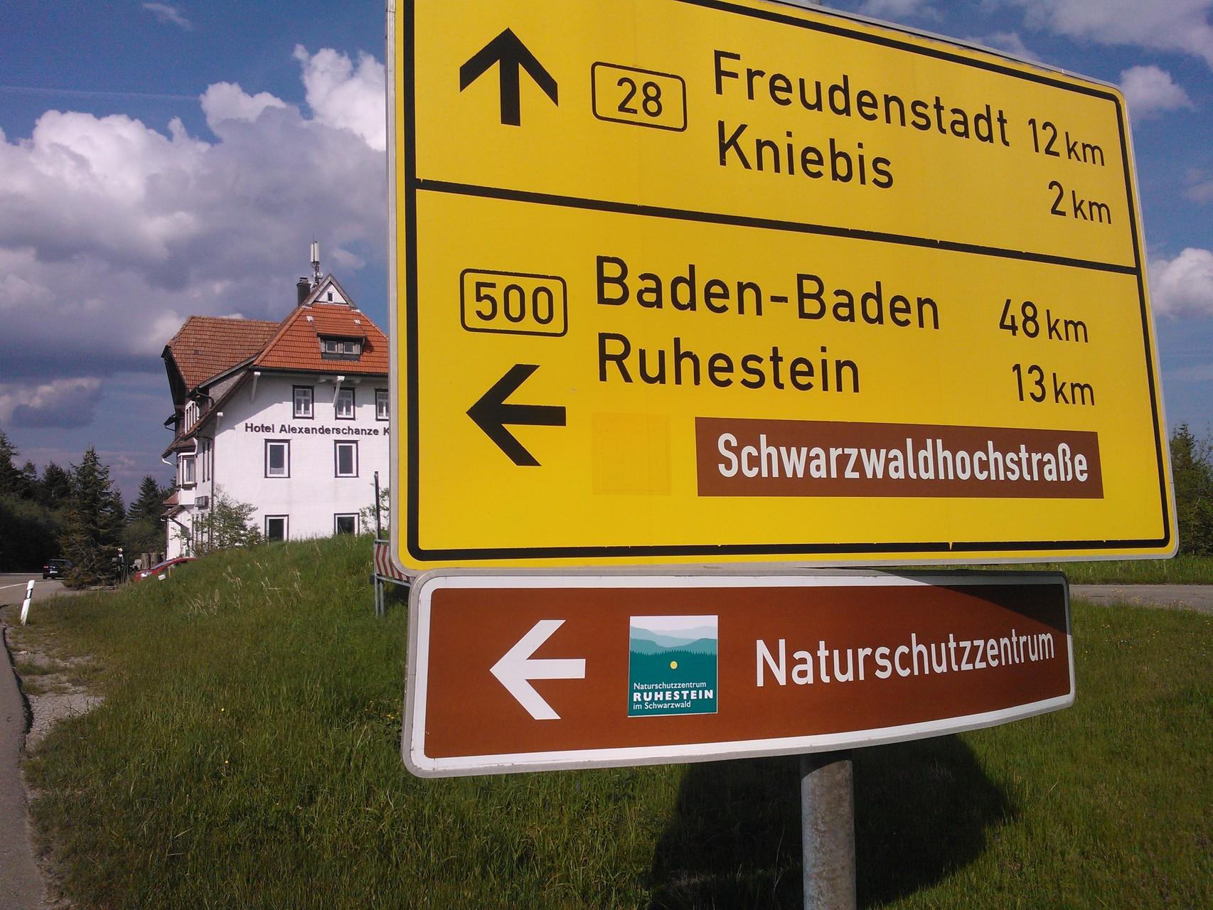 Schwarzwald Hochstrasse