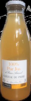 100% pur jus de raisin blanc, Château du Payre