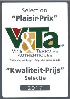Sélection Plaisir-Prix Vins & Terroirs Authentiques, Château du Payre
