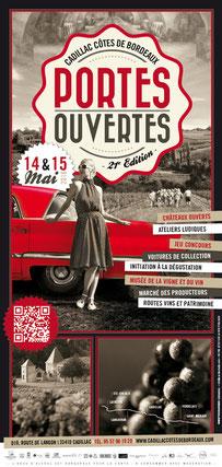 21e edition portes ouvertes cadillac côtes de bordeaux, Château du Payre