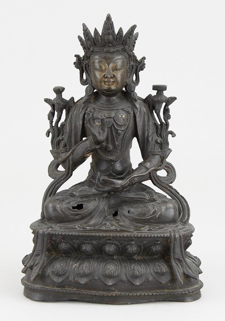 Boddhisattva Maitreya, Erlös 2500 €