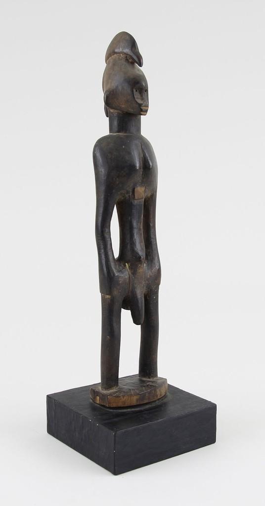 Ahnenfigur Senufo Anfang 20. Jahrhundert, Auktionserlös 2.100 €