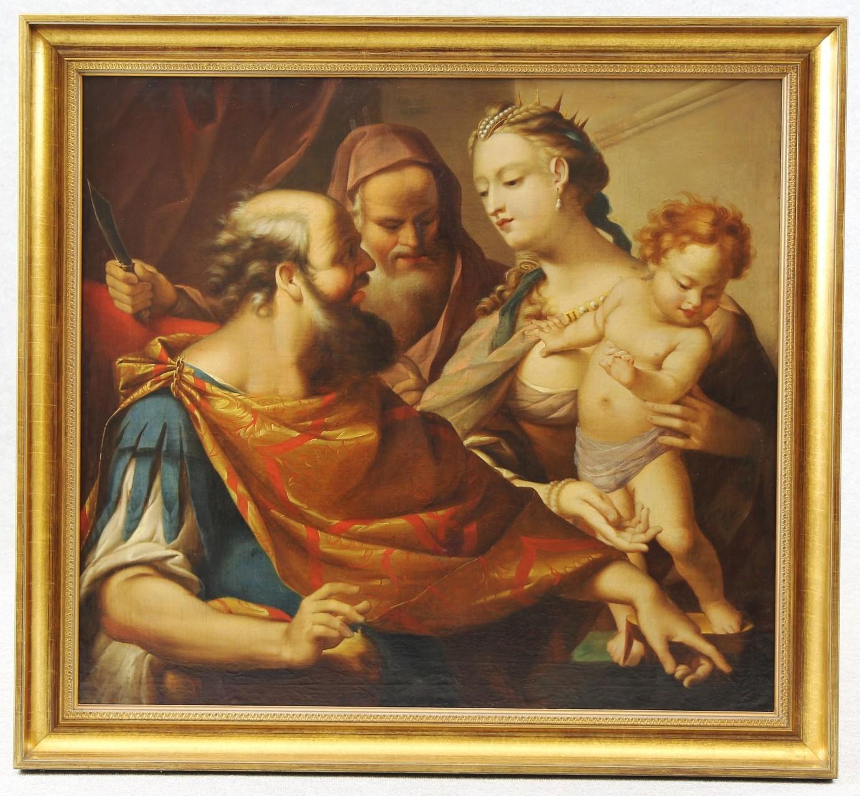 Sebastiano Ricci attr. 'Moses'  Kunstauktion