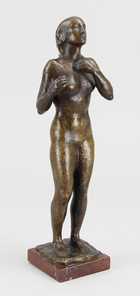 Richard Scheibe, Bronzefigur Erlös 8800 €