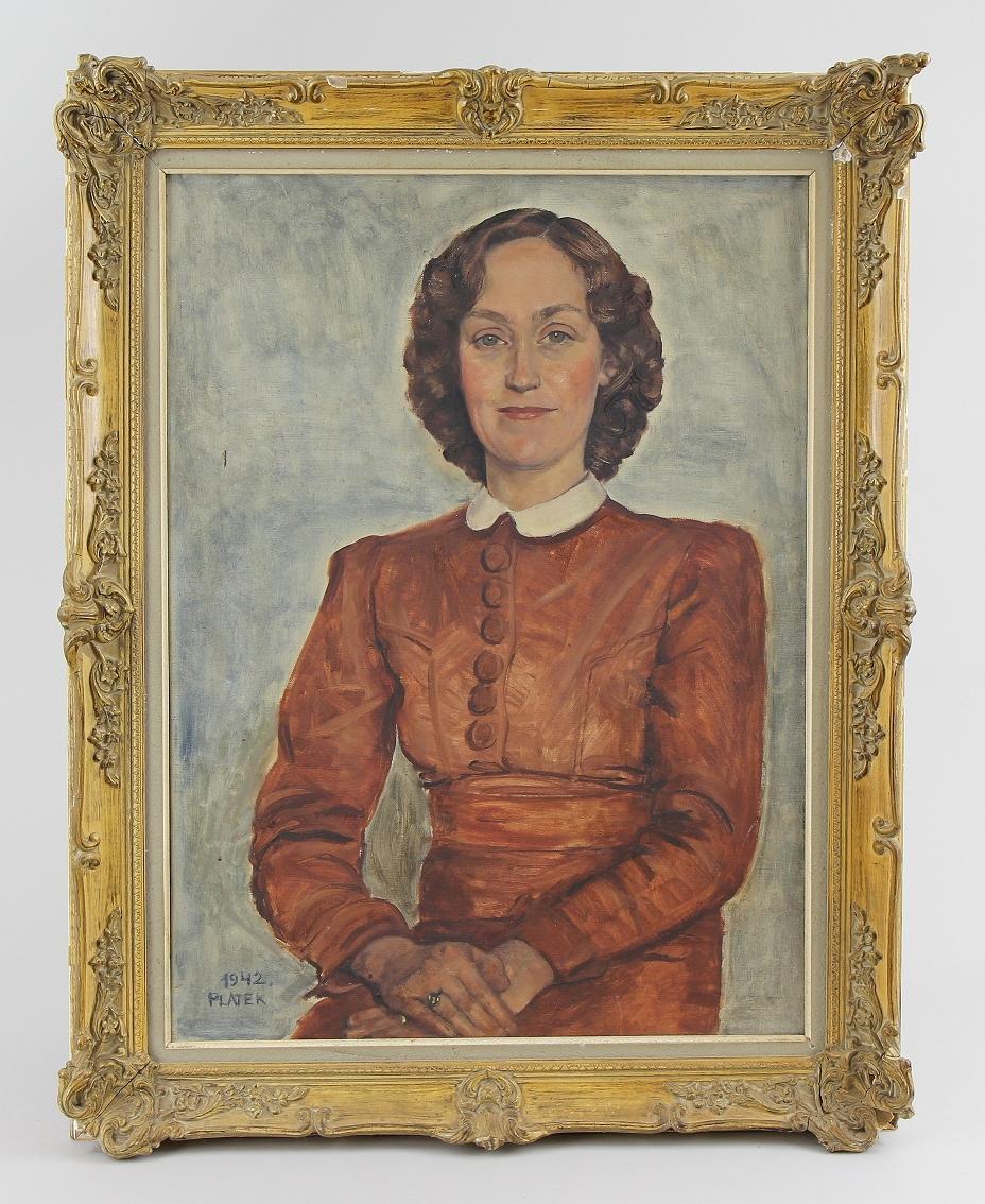 Felka Platek, Portrait, Erlös 19.500 €