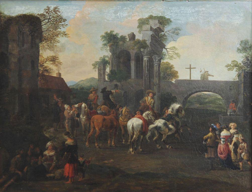 Altmeistergemälde 17. Jahrhundert, Gemäldeankauf + Gemäldeauktion