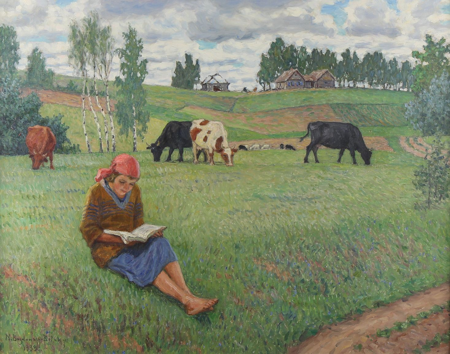 Bogdanov-Belski, Auktionserlös 19.000 €