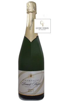 Champagne Benoit HUGOT. Cuvée Grand Brut