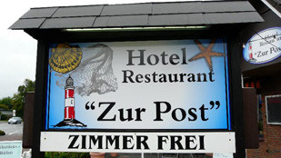 "Hotel Restaurant ""Zur Post"""