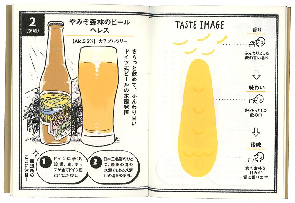 『ビール手帳 お取り寄せビール編』