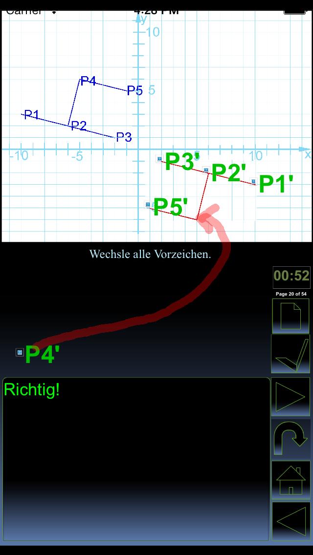mathapp LU6 - www.lernklick.ch Mobiles Lernen mit LernApps