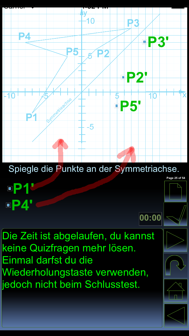 mathapp LU6 - www.lernklick.ch Mobiles Lernen mit LernApps