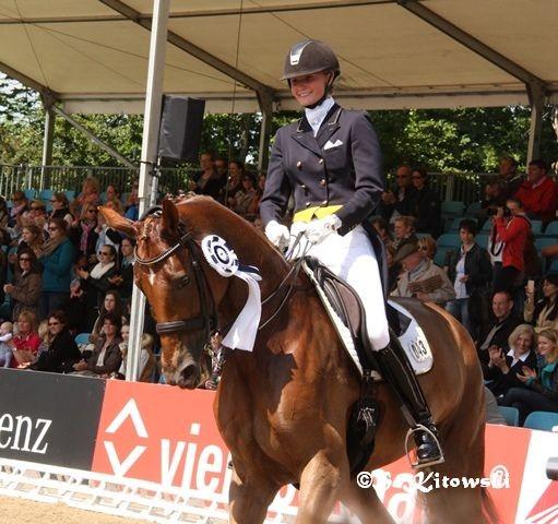 First Class und Caroline Wilm - 3. Platz