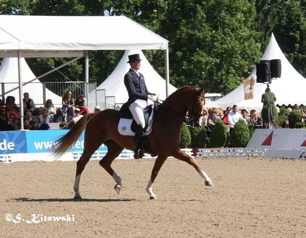 Charmeur und Sune Hansen - Platz 4