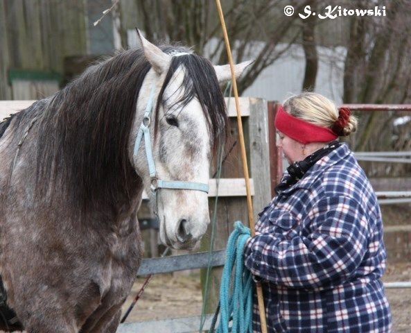 13.03.2010 - Momo und Katja