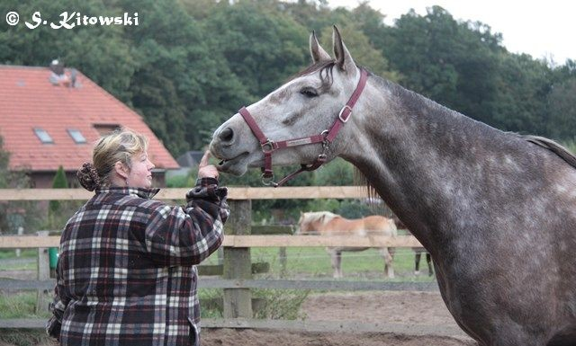 03.10.2009 - Katja und Momo