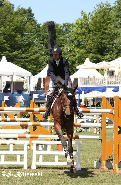 Eric Lamaze auf Powerplay