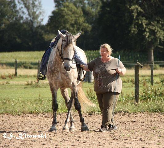 31.07.2013 - Katja und Momo